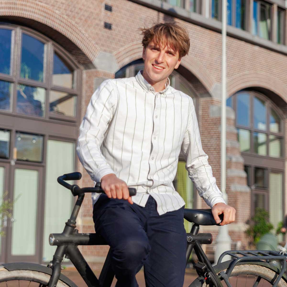 Jorik Brugman - Thuis Vitaal - Ergotherapie aan huis in Amsterdam